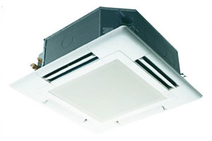 4 way Mitsubishi ceiling cassette