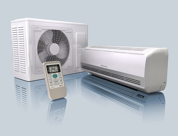 Ductless Mini Split Heat Pumps