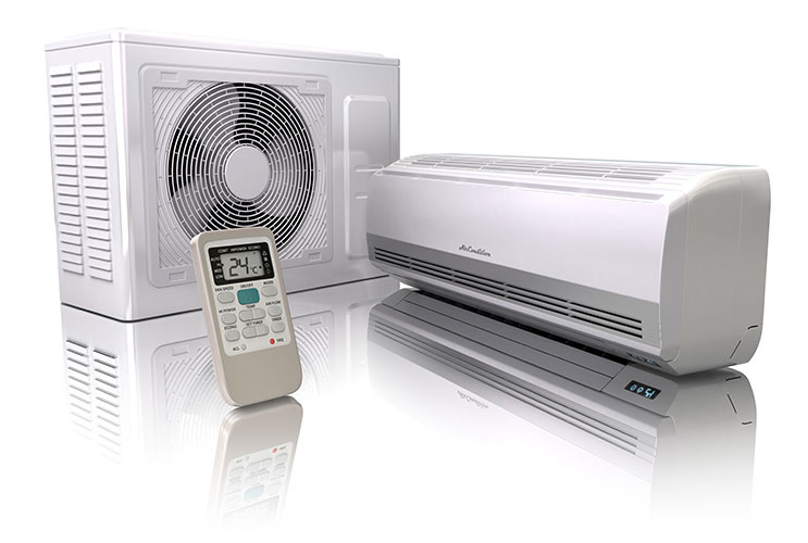Mini-split heat pump