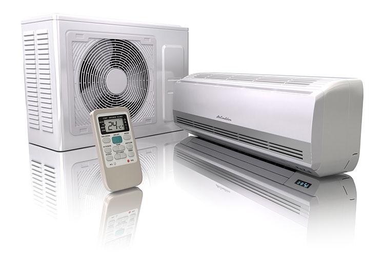 Mini-split heat pump