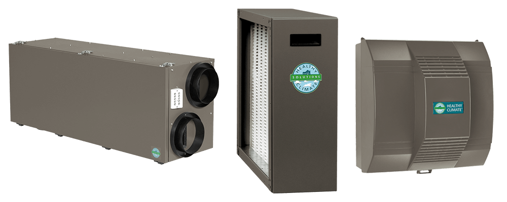 lennox air quality products